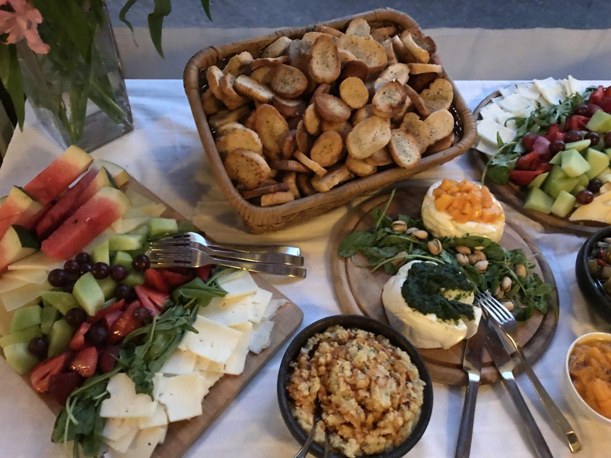 Catering y Gastronomía
