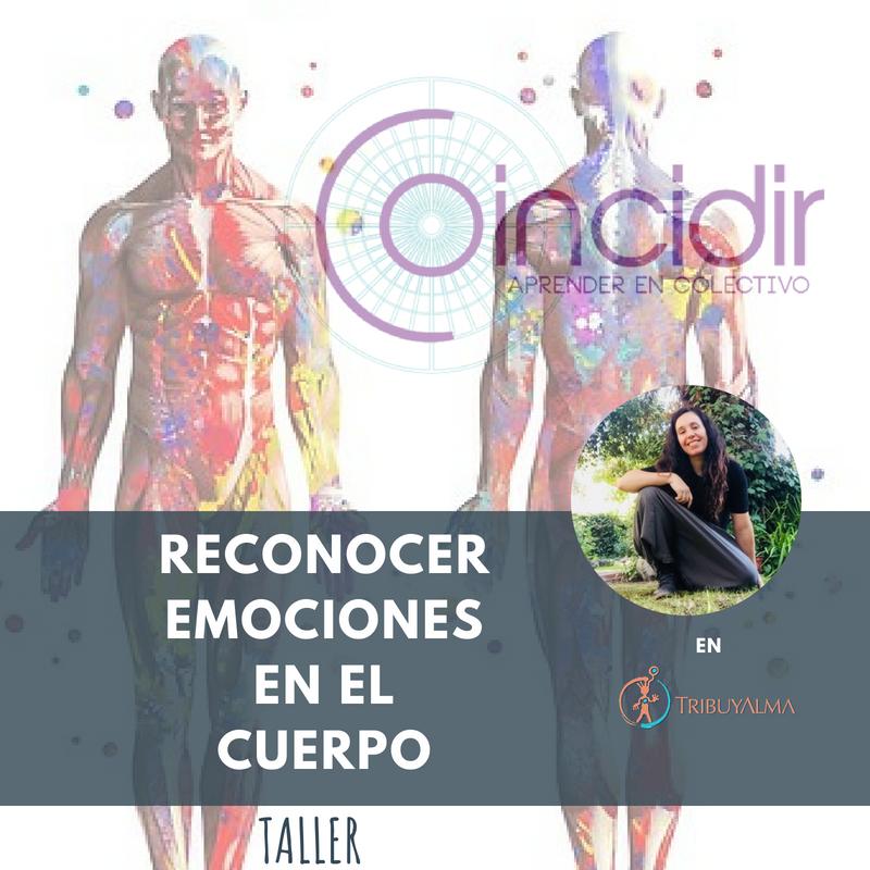 """Taller """"Aprender a reconocer emociones en el cuerpo con el método Integración Cognitivo Corporal"""""""