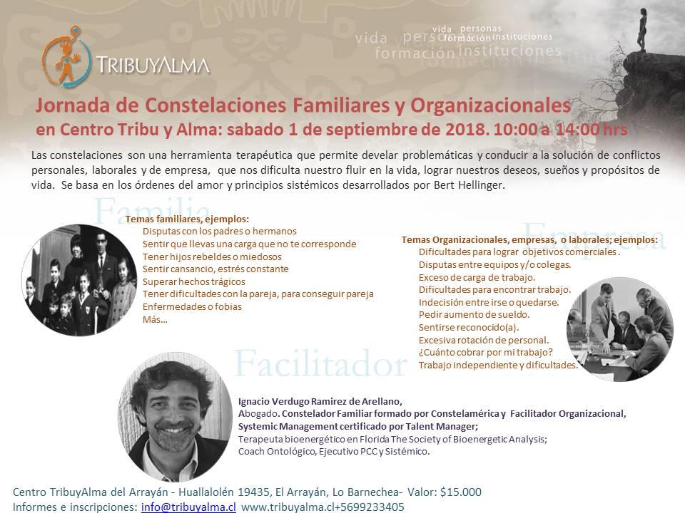 Constelaciones Familiares y Organizacionales