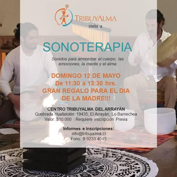 Sonoterapia día de la Madre