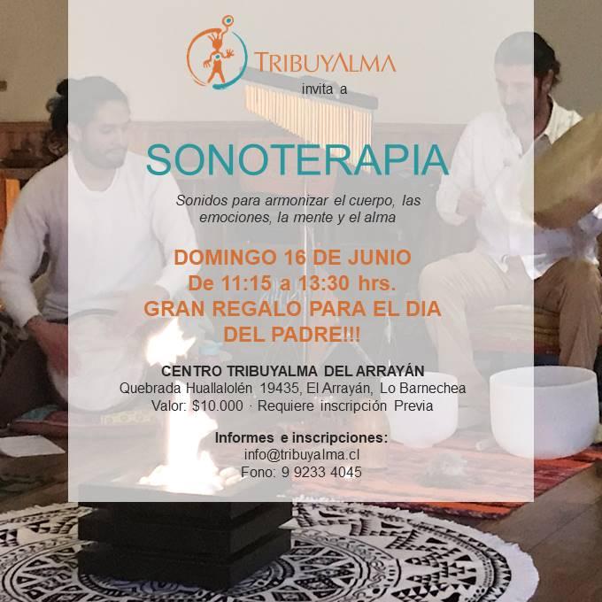 Sonoterapia día del Padre