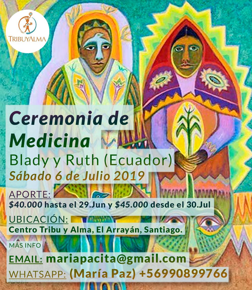 Ceremonia de Medicina